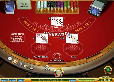 Fragen zu Blackjack -919643