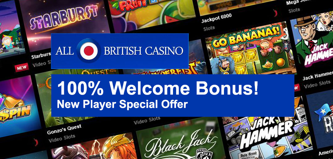 Casino Welcome Bonus -922030
