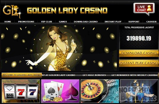 Bonus Golden Lady Casino Blitzino -63272