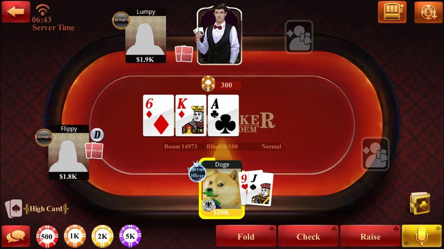 Free Texas Holdem -136417