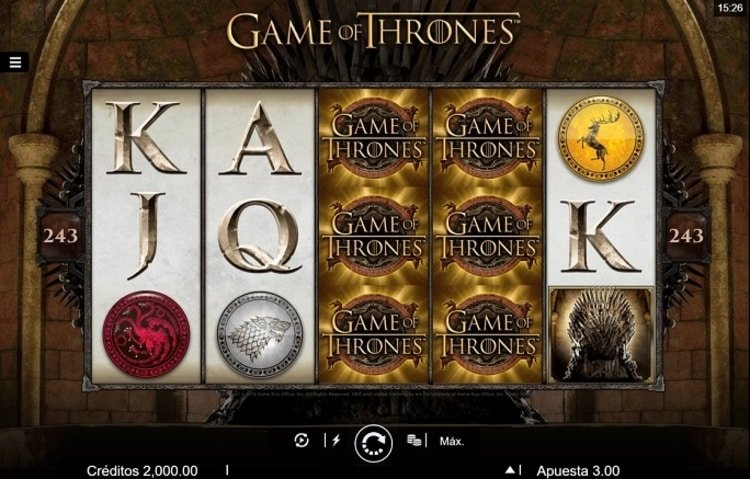 Game of -526808