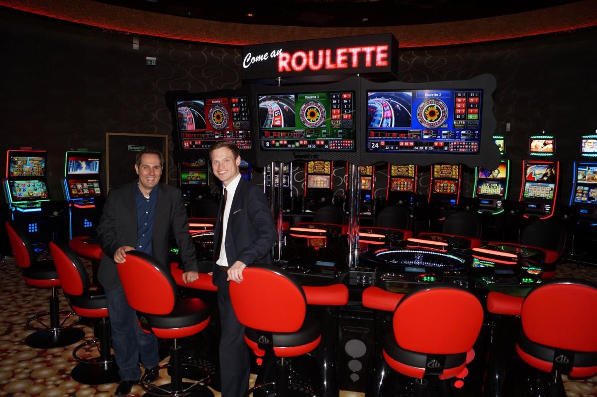 Gaming Casinos -960712