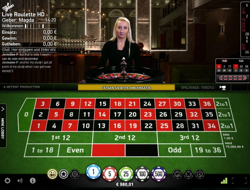 im casino spielen englisch