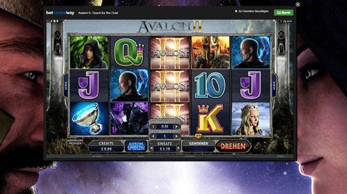 Geheimnis Spielautomaten -798847
