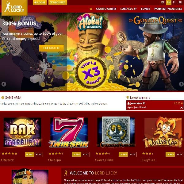 Geheimtipp für Casino LuckyLord -730645