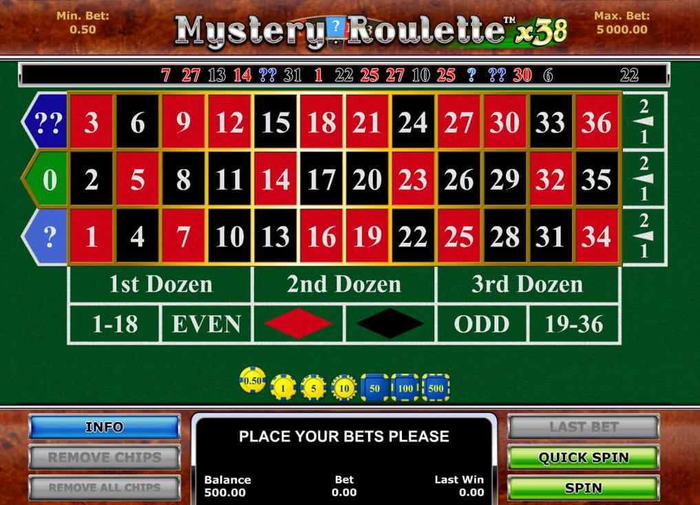 Casino Gesetz