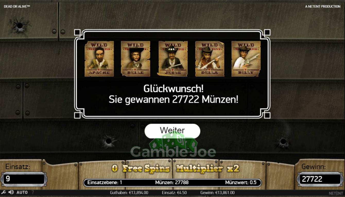 Gewinnbilder Vorkalkulation GoWild -553191