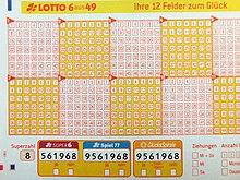 Gewinnchance Glücksspirale Spielverhalten -940427