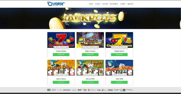 Quasar Gaming Trick