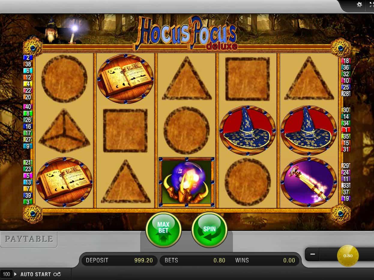 Hocus Pocus Deluxe online -53103