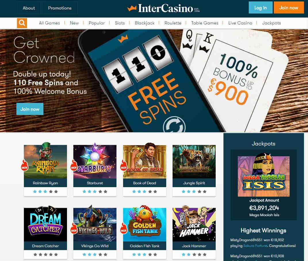 Inter Casino -995685