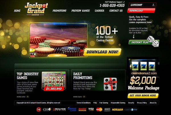 Jackpot Casino online spielen -839613