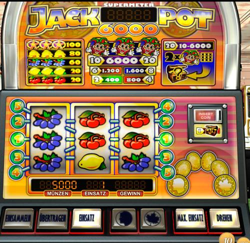 casino spiele jackpot