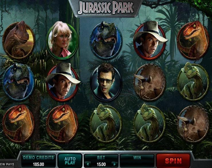 Jurassic Park -612300