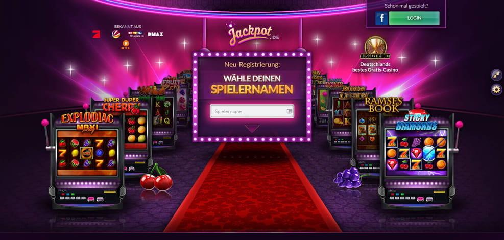 Kostenlos Casino Spielen Ohne Anmeldung