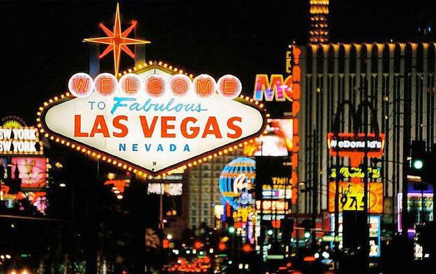 Las Vegas Casino Alkohol fantasia -982061