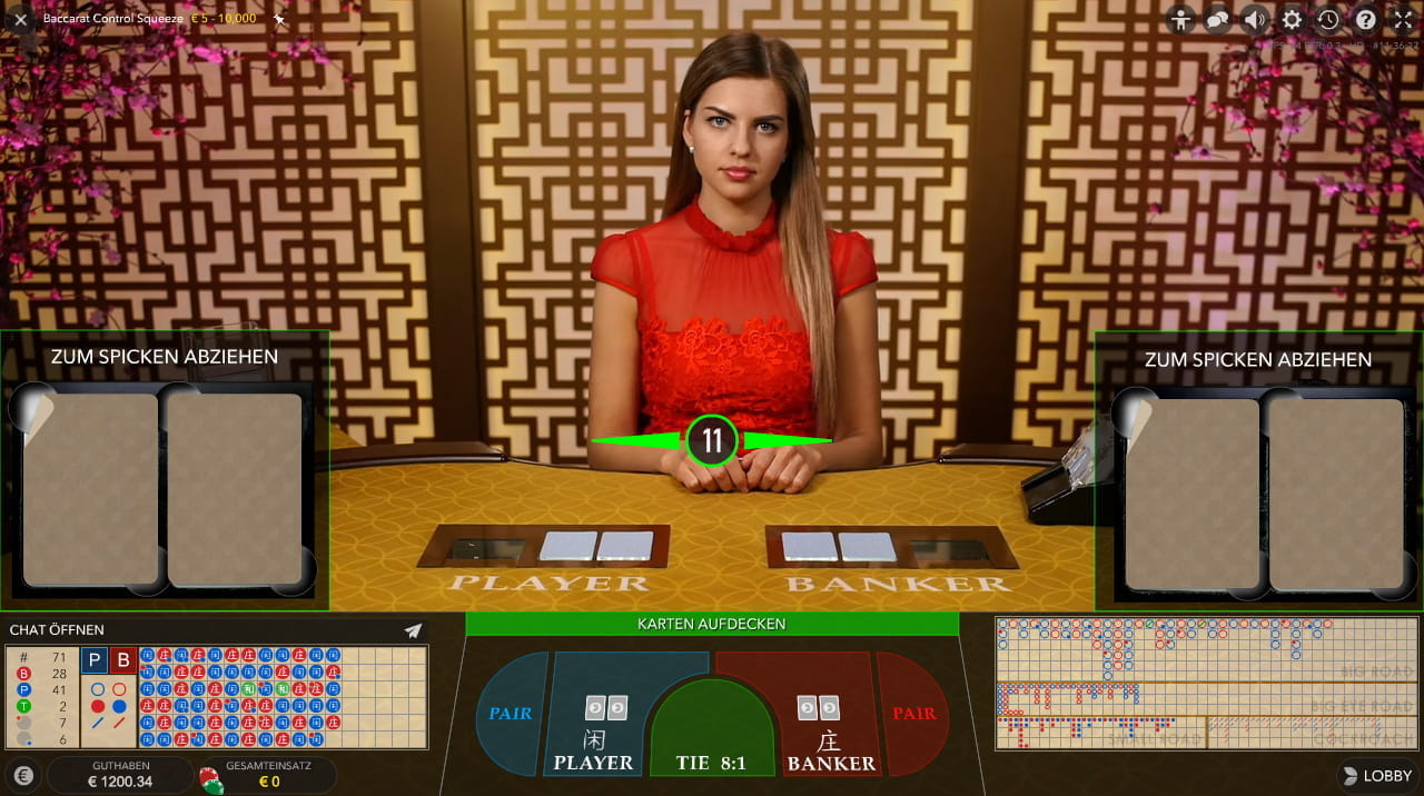 Live Casino Paypal