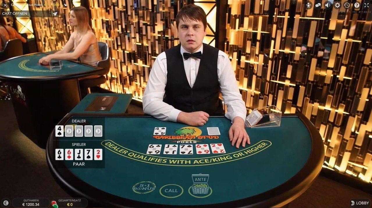 Live Casino Paypal gegen Dealer -595743