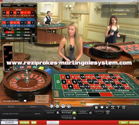 Martingale System Casino -82587