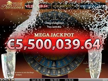 Mega Fortune Dreams -832068
