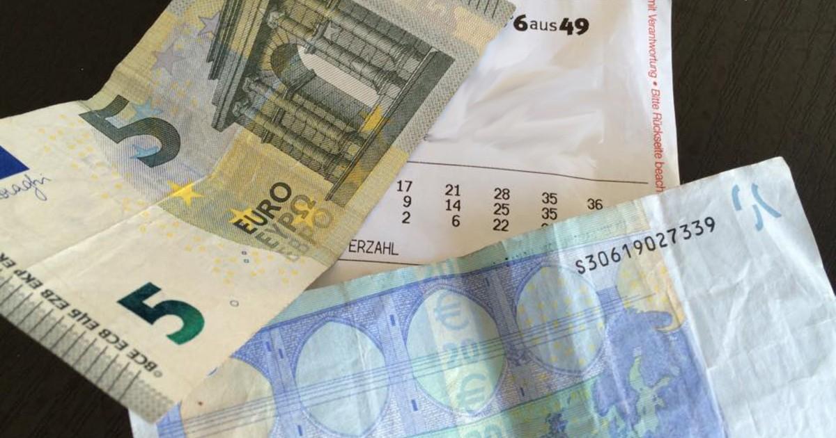Millionen Lotto -992170
