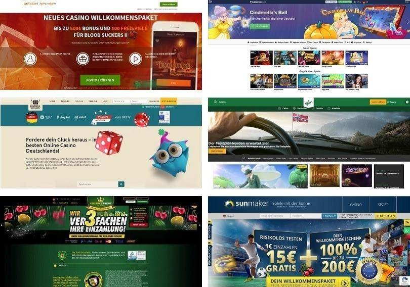 neue casinos ohne einzahlung