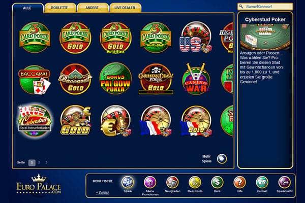 New online Casino Wie laufen -135059