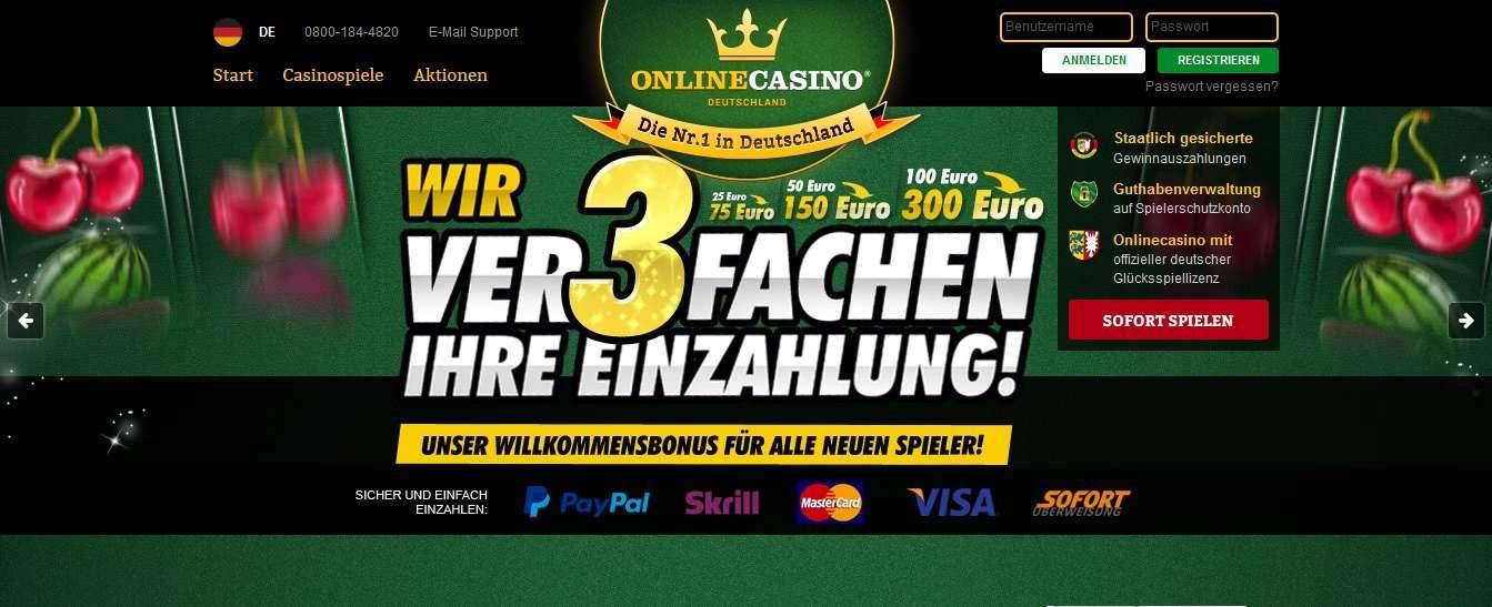 Online Casino Test -258896