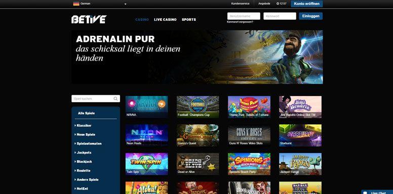 Online Casino Test Testbericht -933514