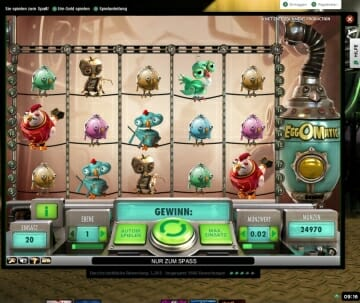 Mr Green Online Casino Erfahrungen