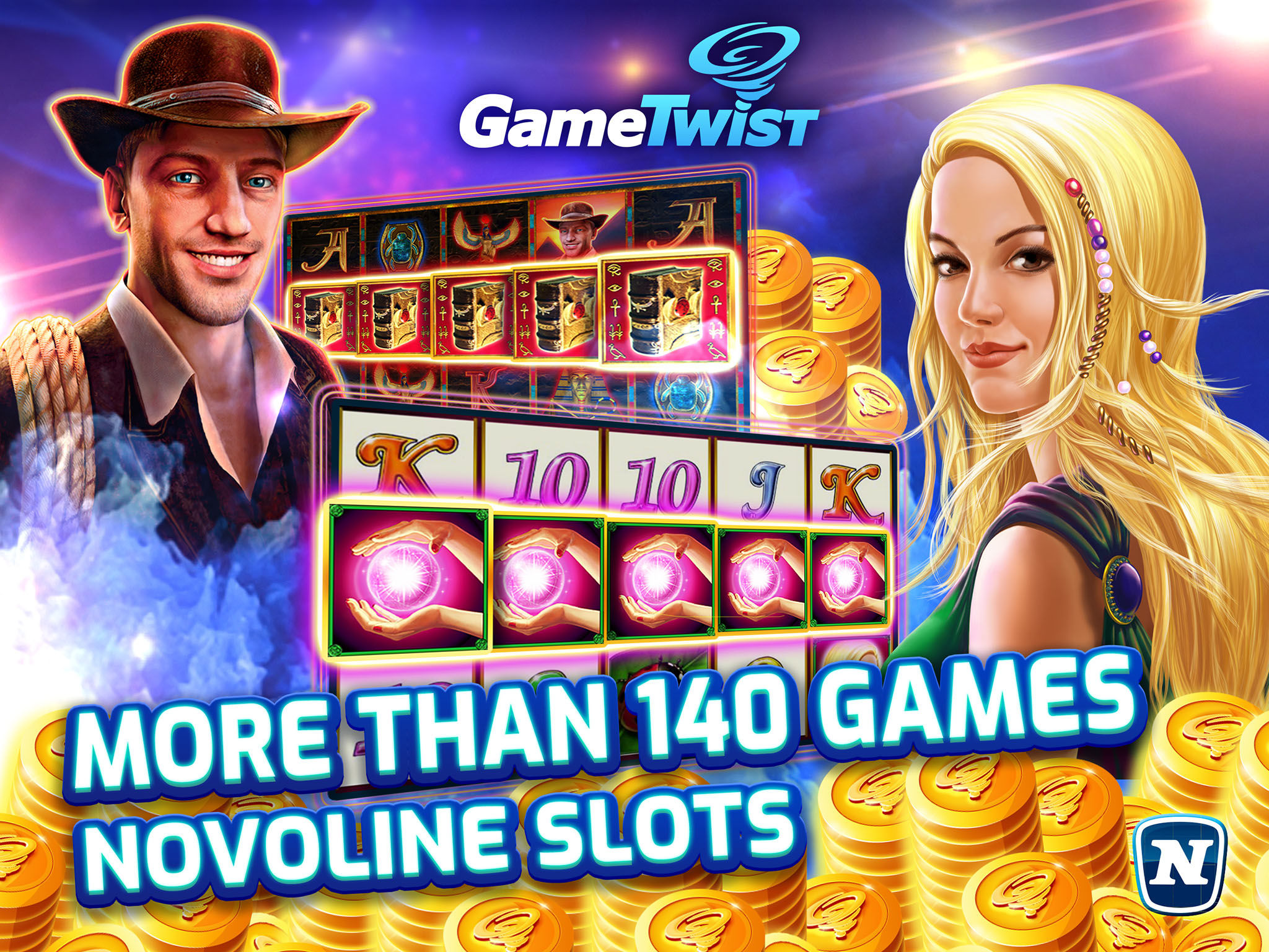 Casino Online Game Twist