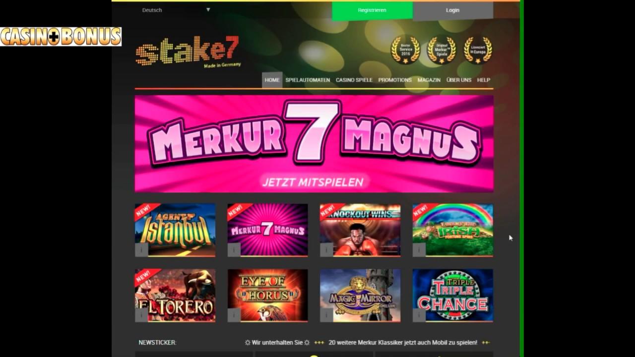Online Casinos mit Startguthaben Stake7 -345537