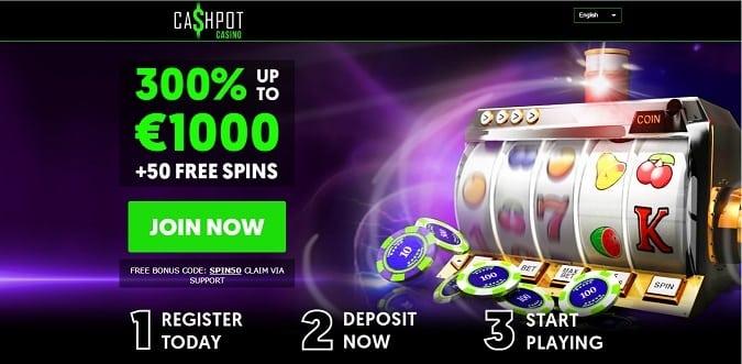Online Spielvarianten Cashpot Casino -740579