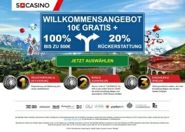 Casino Boni Ohne Einzahlung