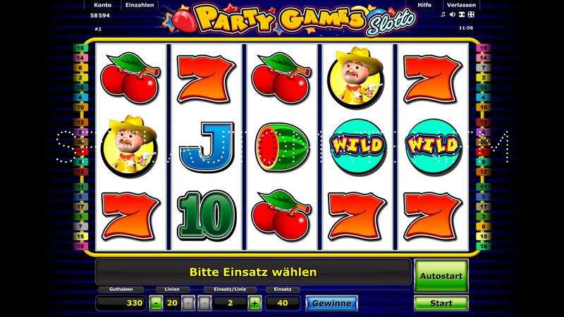 Party Casino -245634