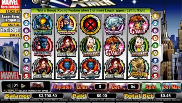 Poker Kanaren Marvel Slots -515865