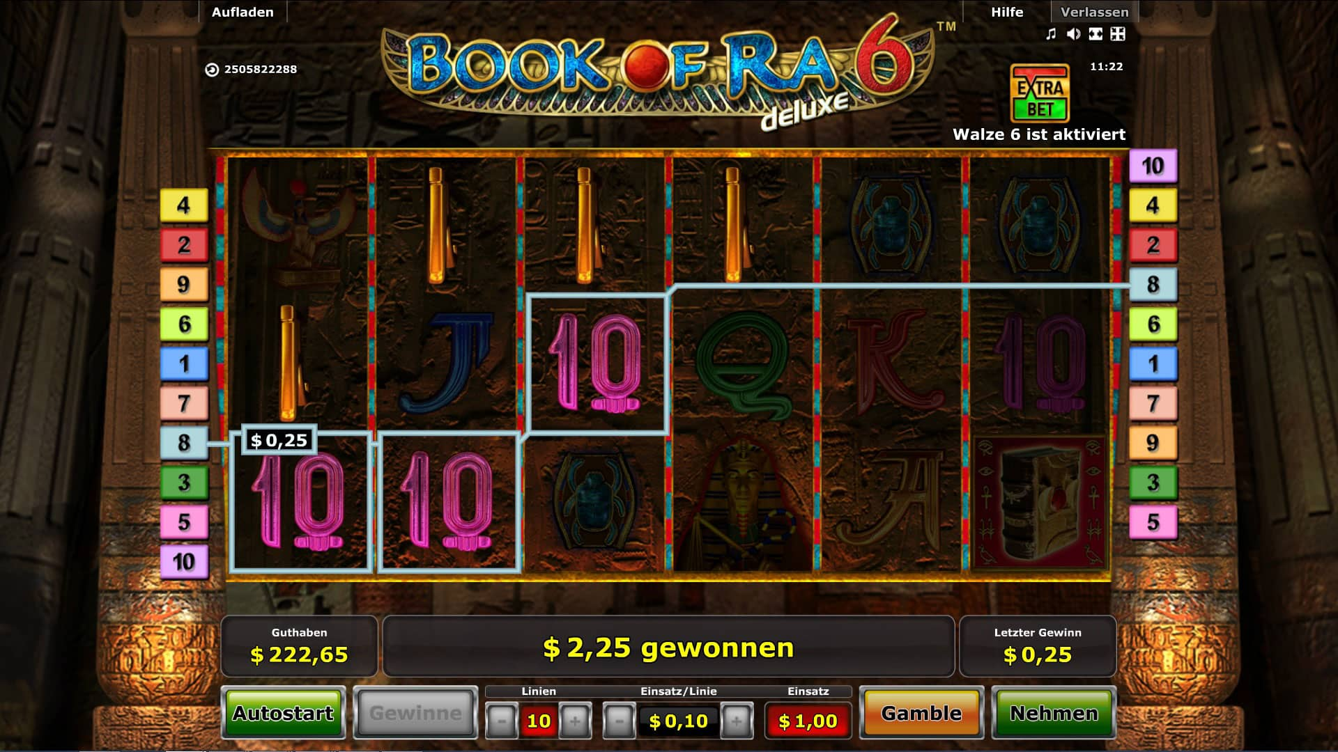 Book Of Ra Sofortbonus Club