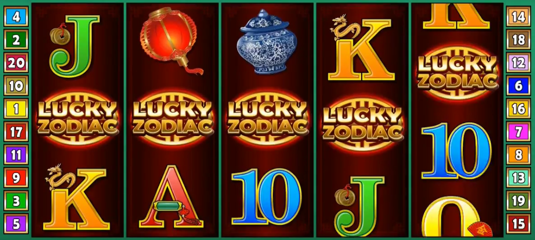 Zodiac Casino Registrieren