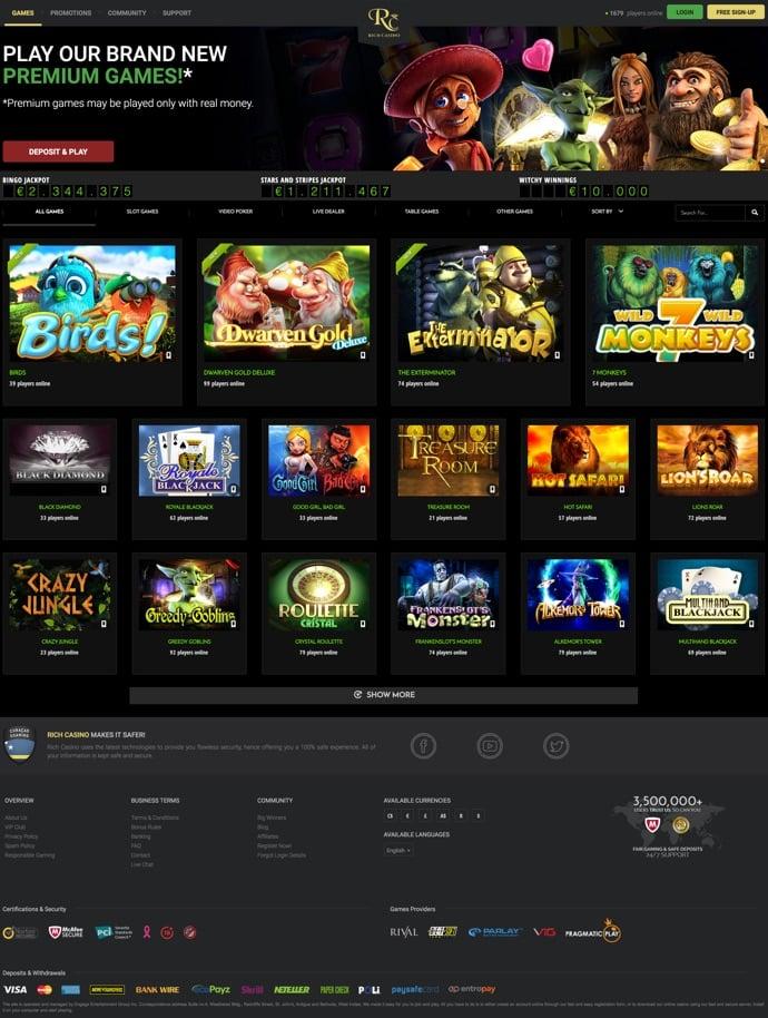 Rich Casino -780039