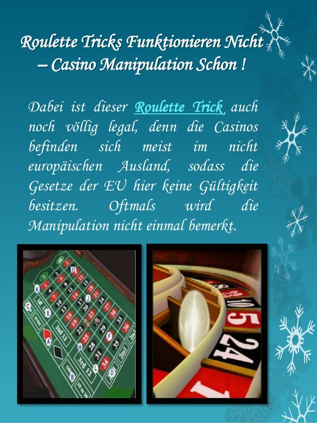 Roulett Tricks -169990