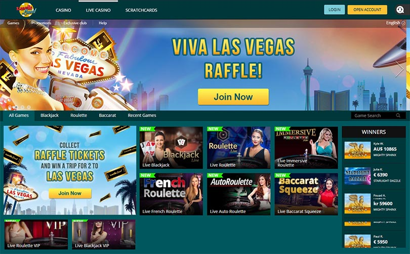 Roulette Beobachtungen LuckLand Casino -332550