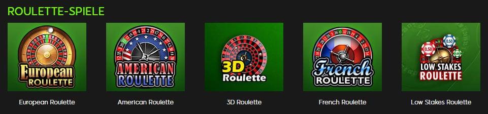 Roulette Erfahrungen -993919