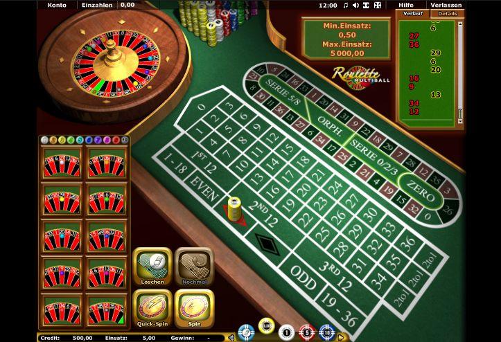 Roulette Kombinationen -720429