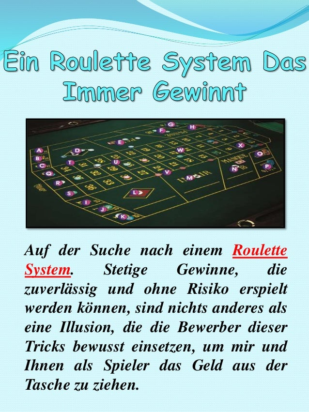 Roulette ohne -824346