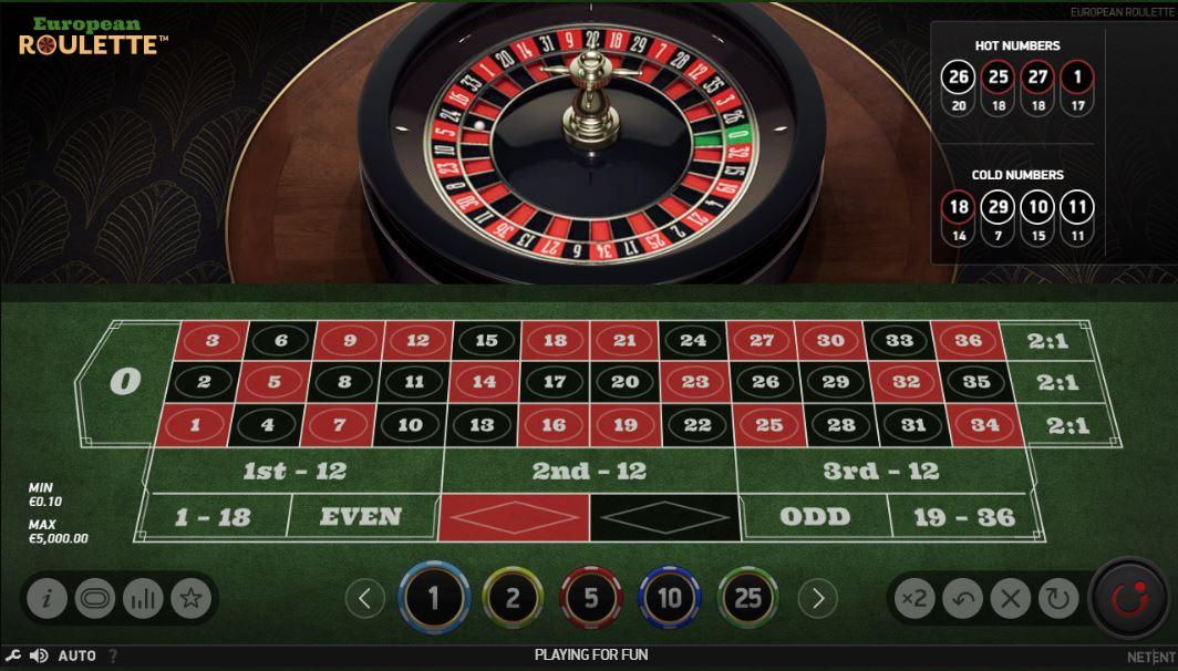 Roulette online Bonus lukrativ für -74919