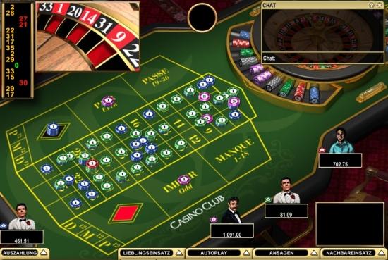 Roulette Schnelles Spiel -843820
