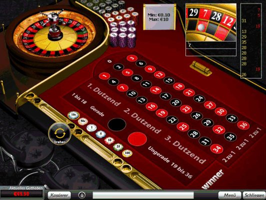 Spiele Fair Roulette Privee - Video Slots Online
