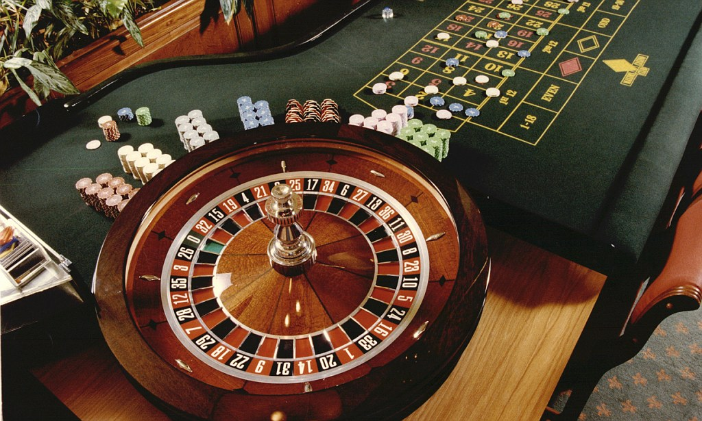 Roulette System -934086