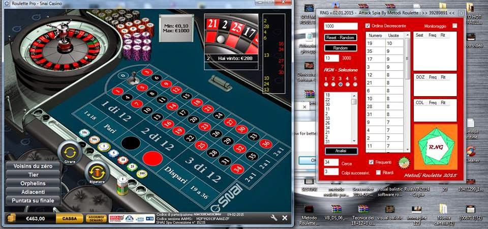 Roulette System Software Unique -985208