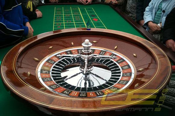 Roulette Tisch Playfrank Casino -922048